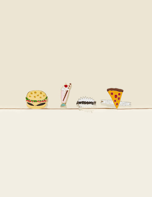 pins fast food