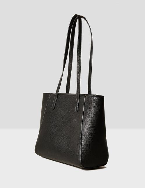 sac cabas noir