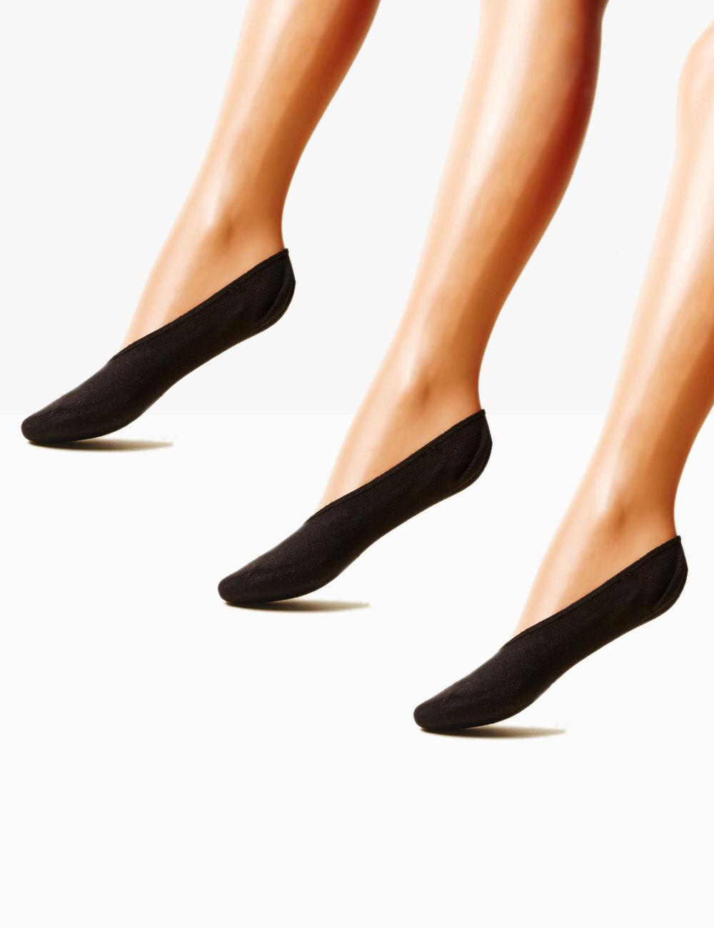 chaussettes invisibles noires femme jennyfer. Black Bedroom Furniture Sets. Home Design Ideas