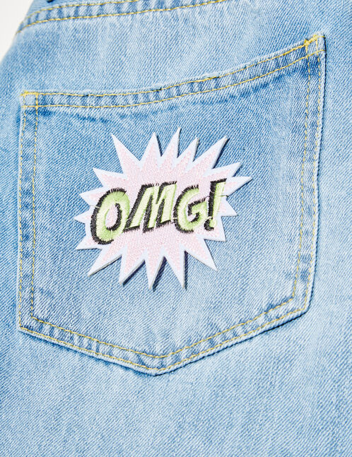 Girly patches