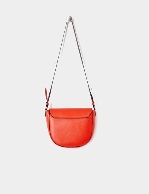 sac besace avec oeillet rouge