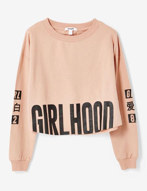 sweat girlhood rose clair