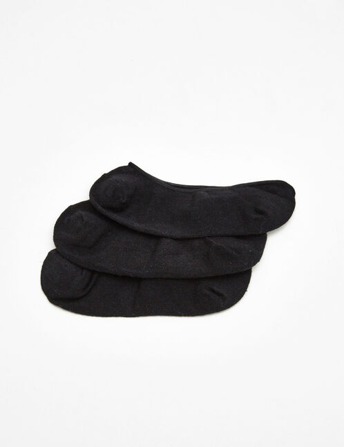 Black ballerina socks