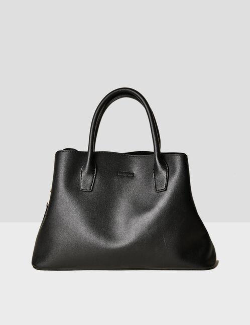 grand sac à main noir
