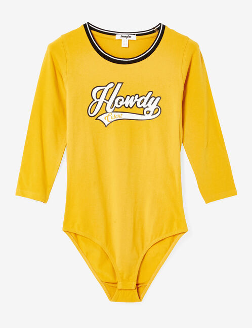 top body howdy ocre