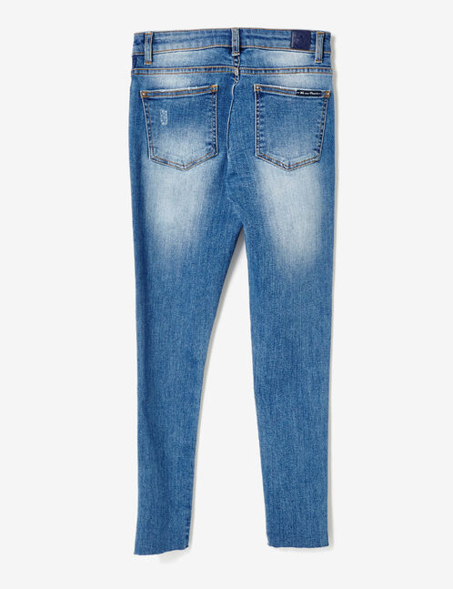 jean skinny medium blue