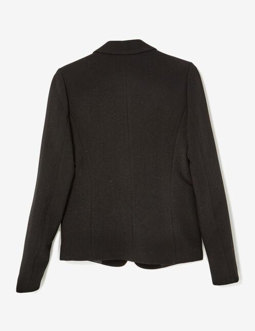 veste blazer noire