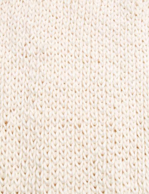 Basic beige snood
