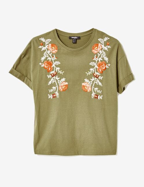 Khaki T-shirt