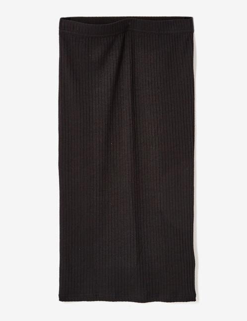jupe tube longue noire femme jennyfer. Black Bedroom Furniture Sets. Home Design Ideas