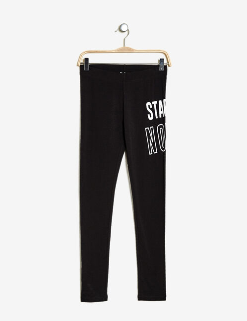legging start now noir