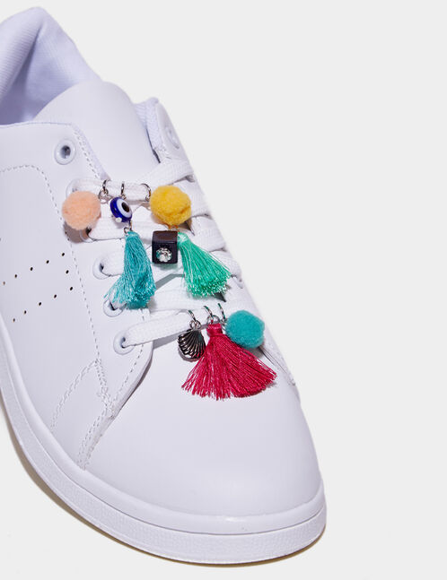 Shoelace charms
