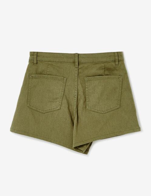 short basic kaki