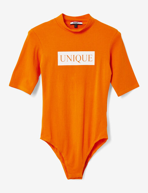 body unique orange