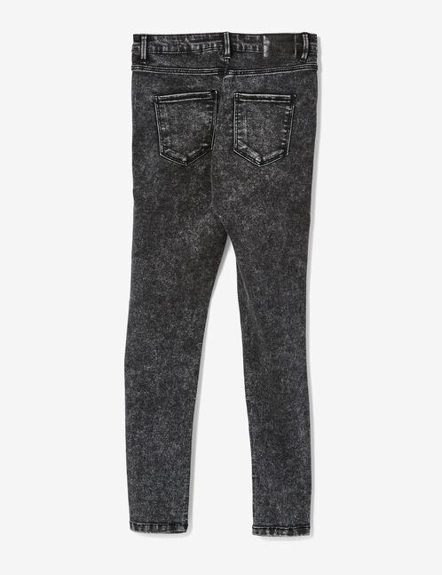 jean super skinny noir