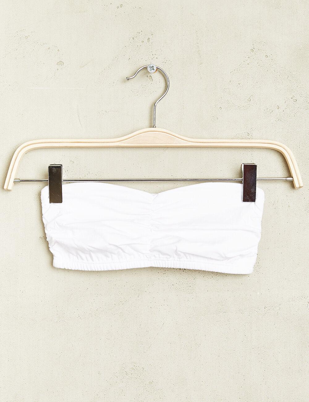 bandeau poitrine blanc femme jennyfer. Black Bedroom Furniture Sets. Home Design Ideas