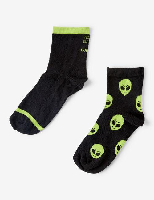 Chaussettes aliens