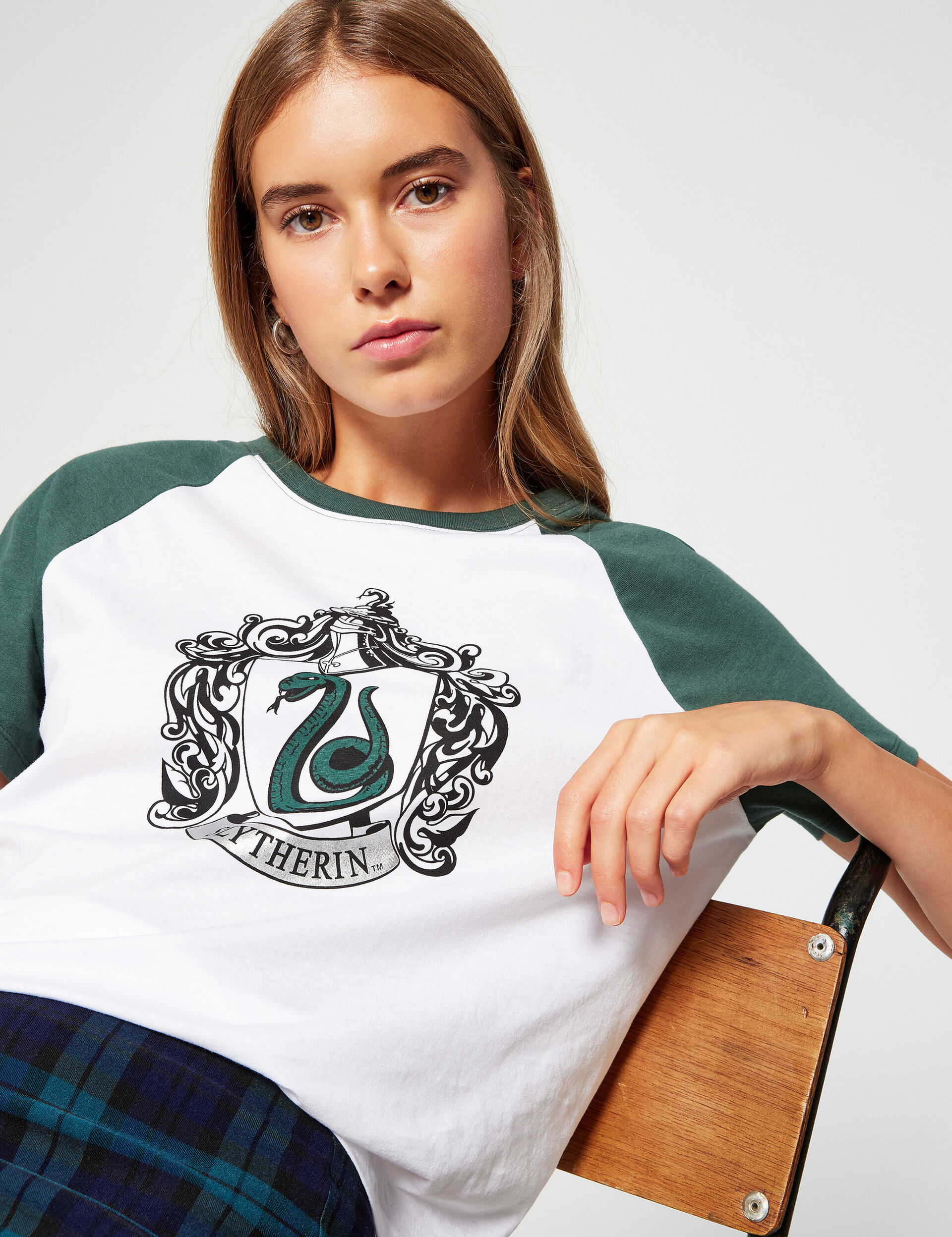 Tee-shirt Harry Potter Serpentard
