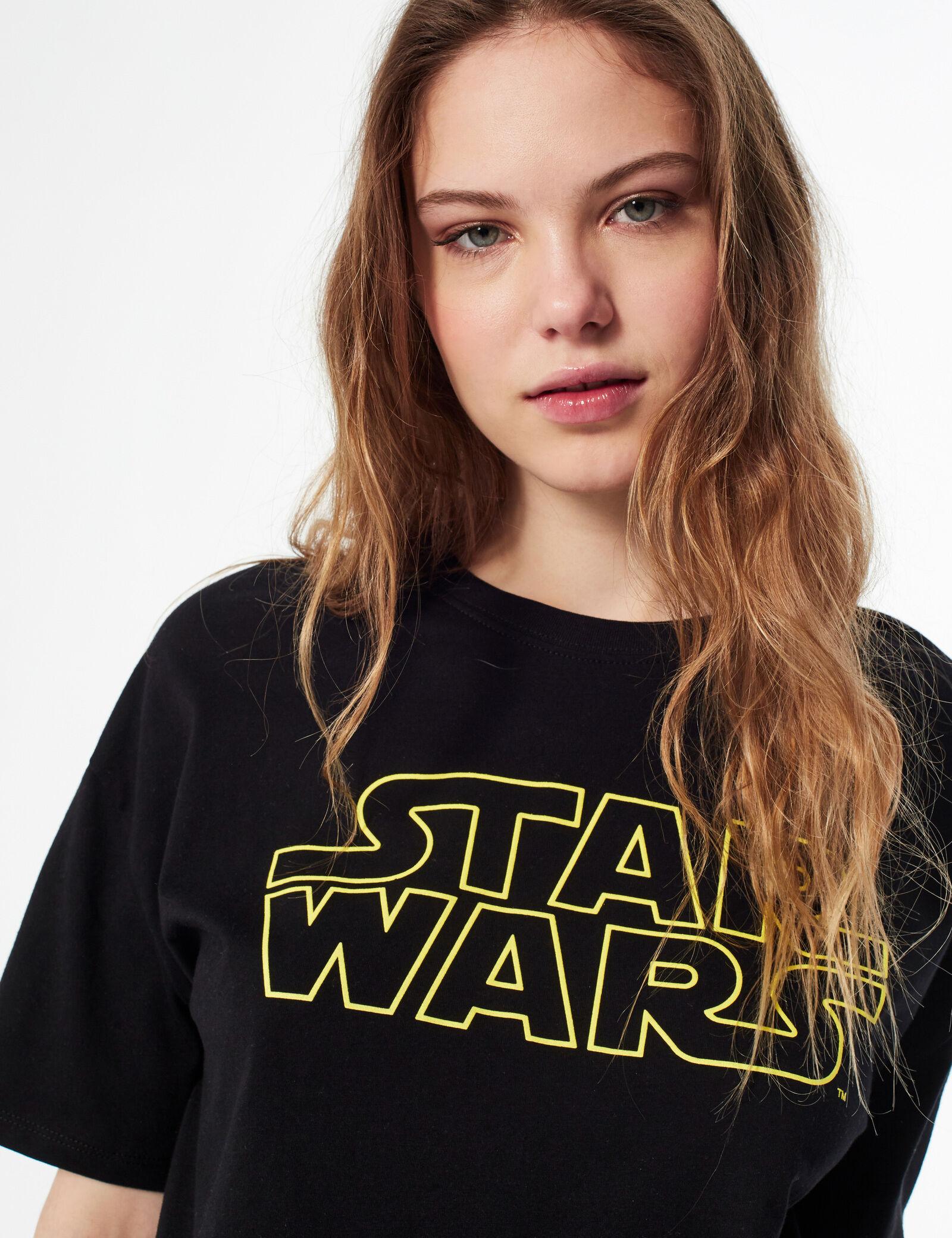 Tee-shirt oversize STAR WARS • Jennyfer