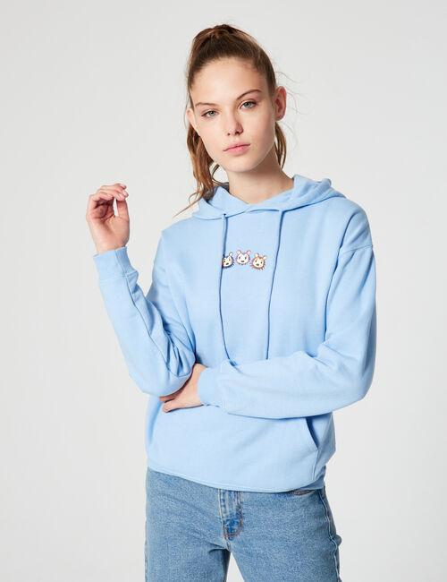 Animal Crossing hoodie