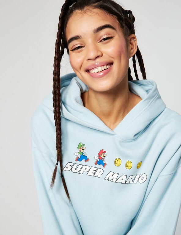Sweat Super Mario