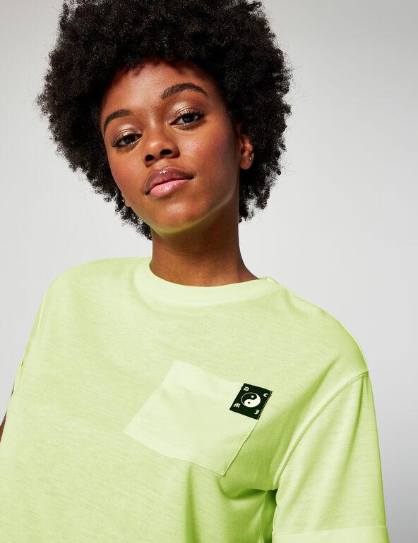 Tee-shirt court basic