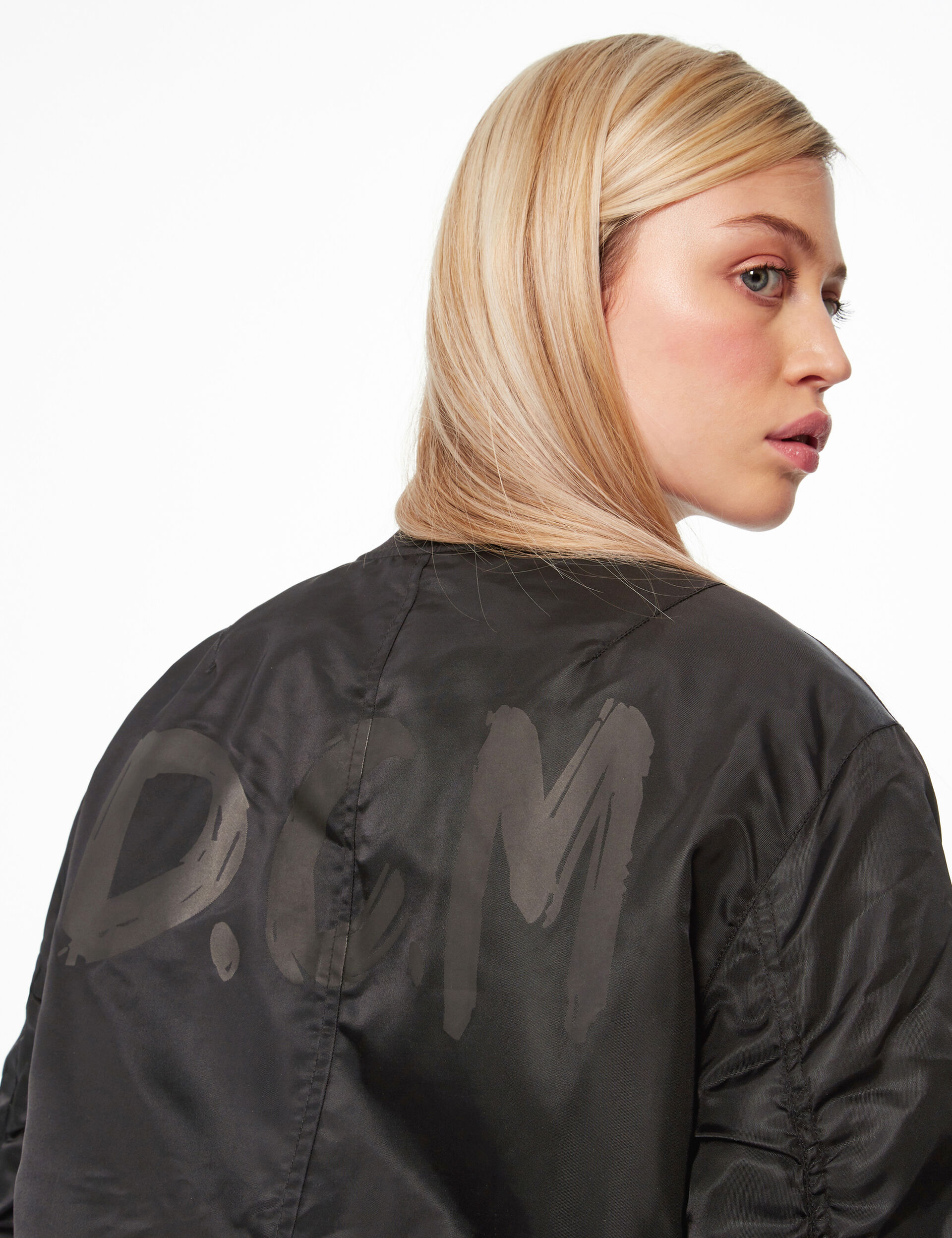 don't call me bomber jacket