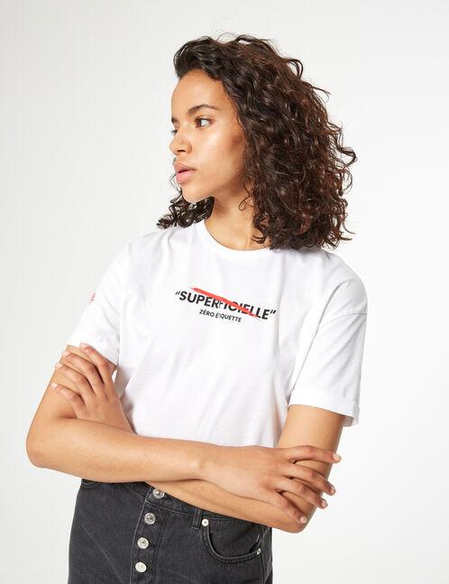'Don't call me' t-shirt