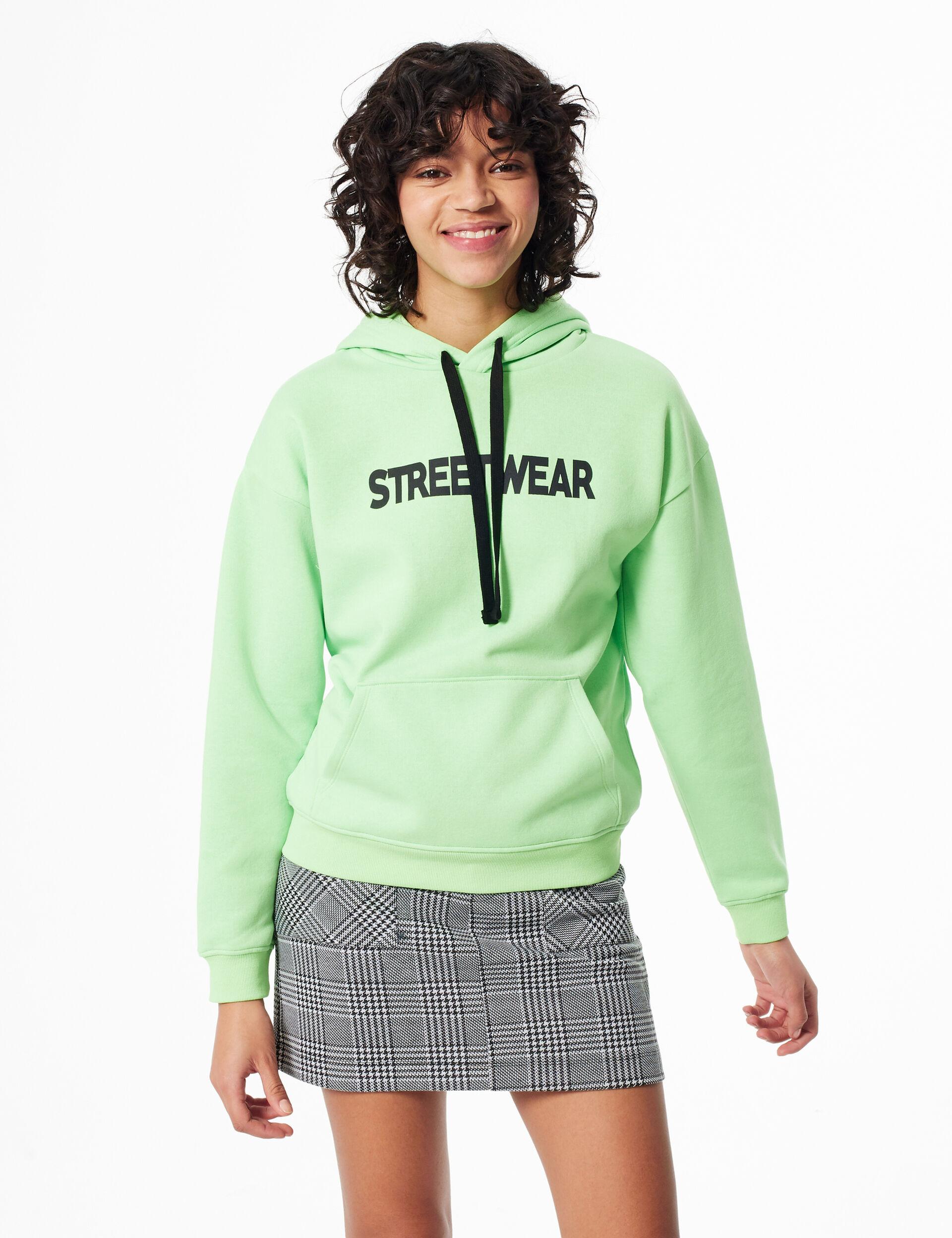 'Streetwear' hoodie