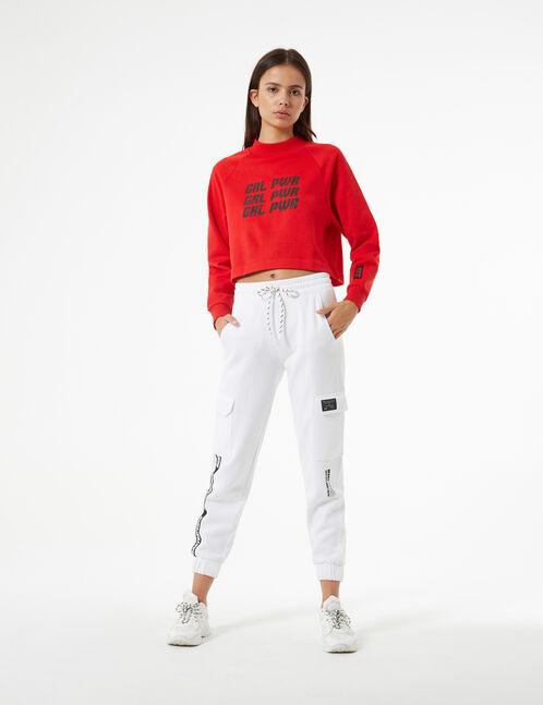 Girl power sweat shirt