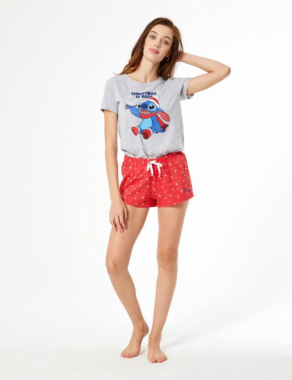 Christmas stitch pyjama set