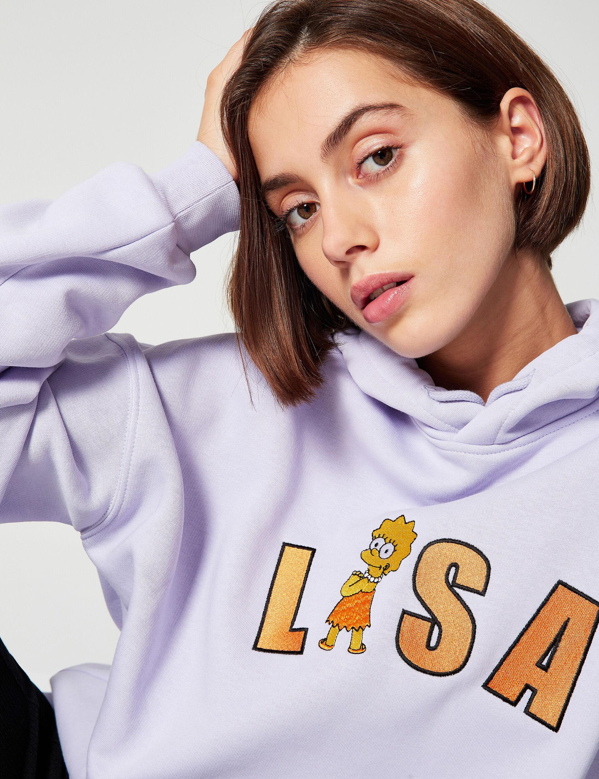 Sweat Lisa Simpson