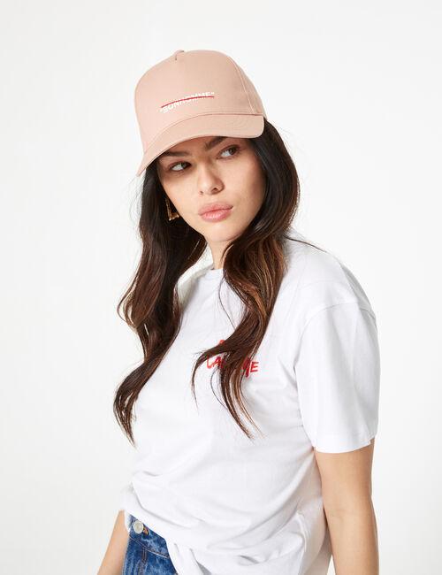 Pink don't call me cap
