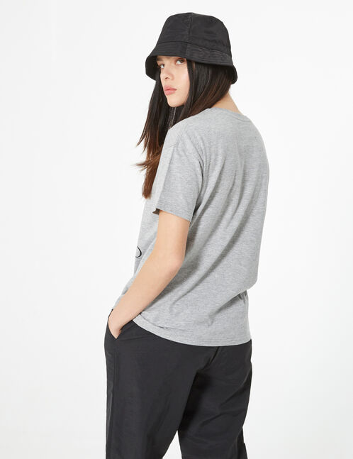 Flecked grey Harry Potter T-shirt