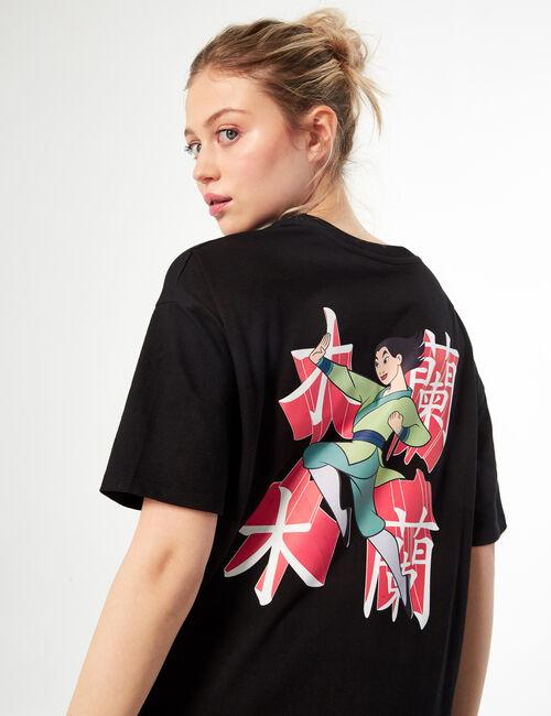 Tee-shirt oversize Disney Mulan