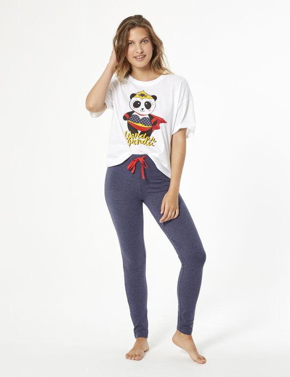 Wonder panda pyjama set
