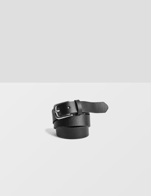 ceinture métallerie noire