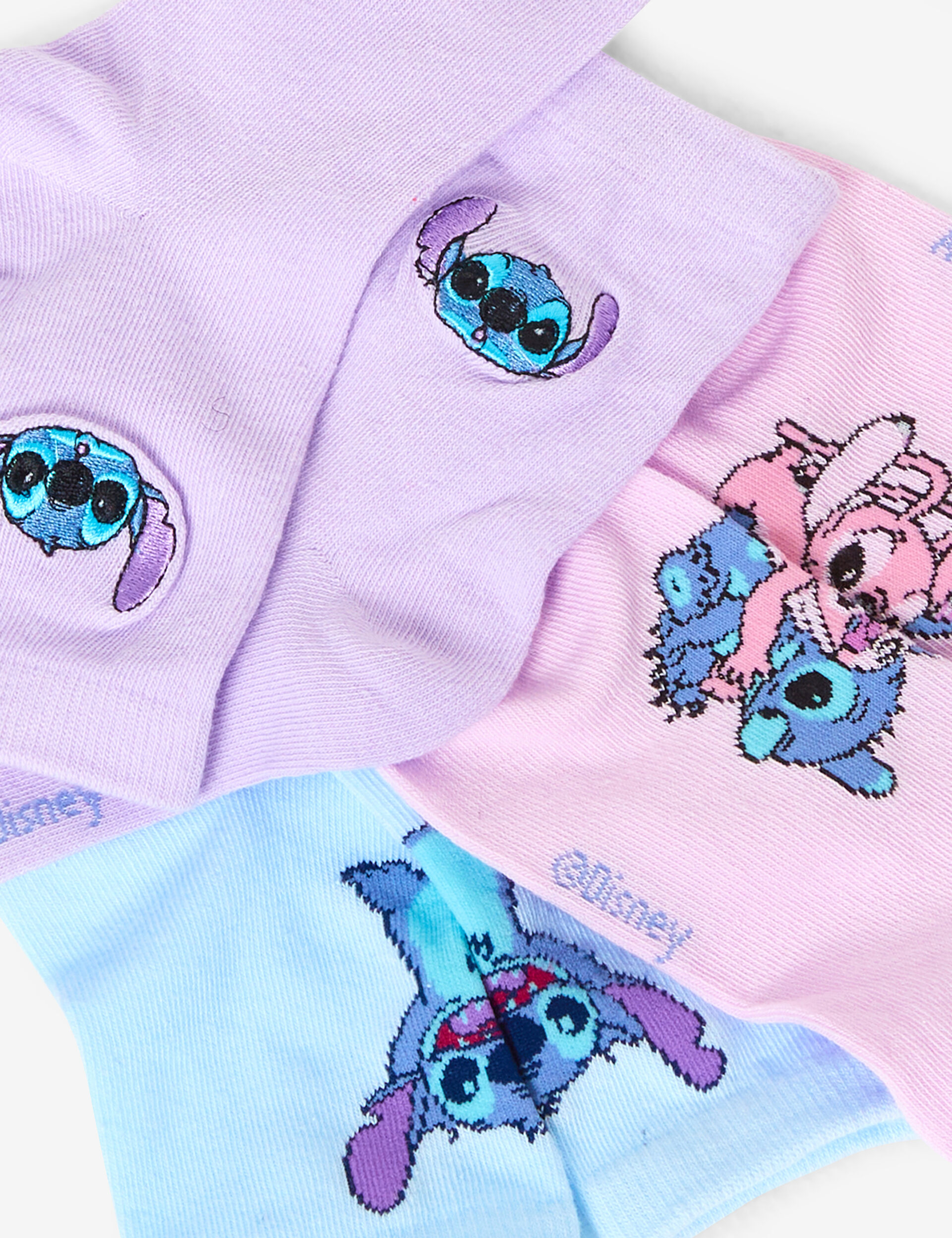 Chaussettes Disney Stitch