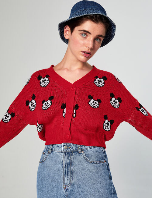 Disney Mickey Mouse cardigan