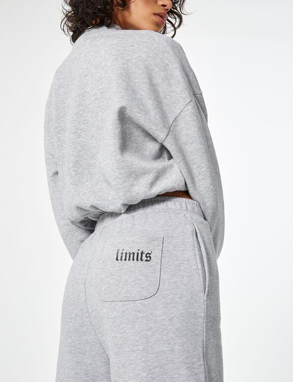 Jogging limits