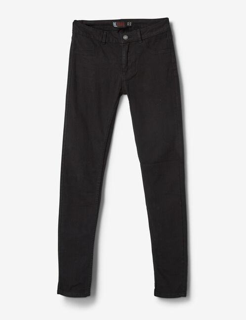 jegging taille medium noir