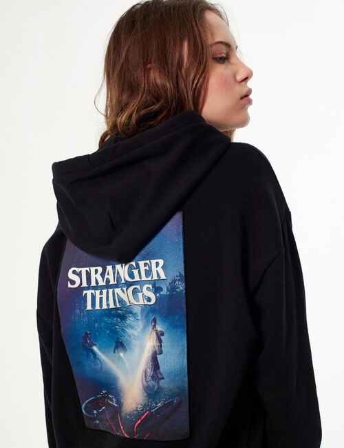 Sweat à capuche Stranger Things