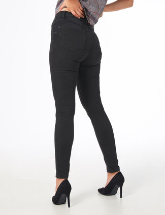 6743407fa0287 Soldes Jeans Femme Jusqu à -60% ! • Jennyfer
