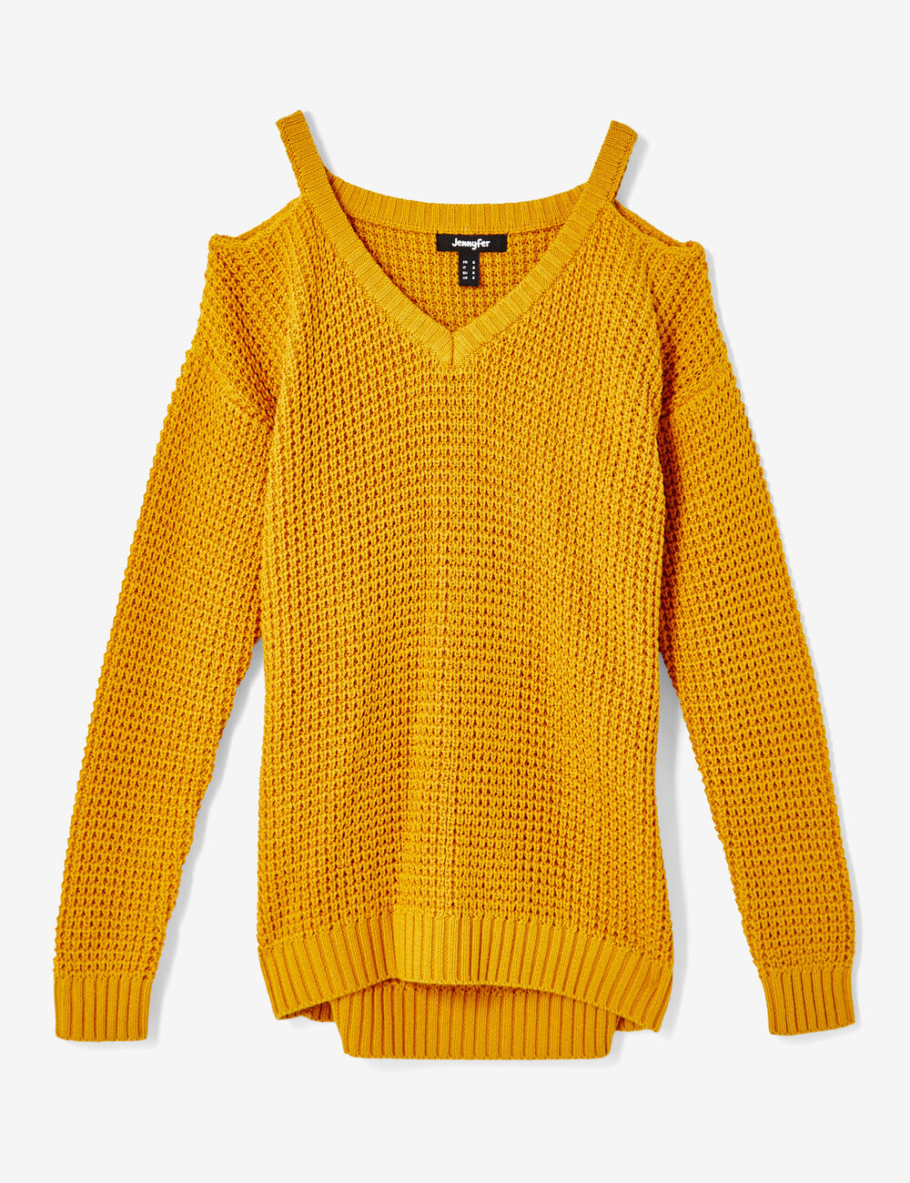 Robe jaune moutarde jennyfer