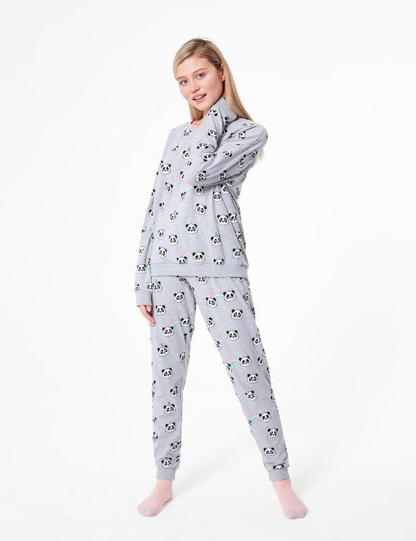 Set pyjama panda