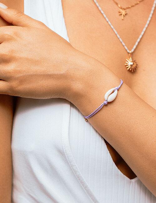 Bracelet Cowry Shell