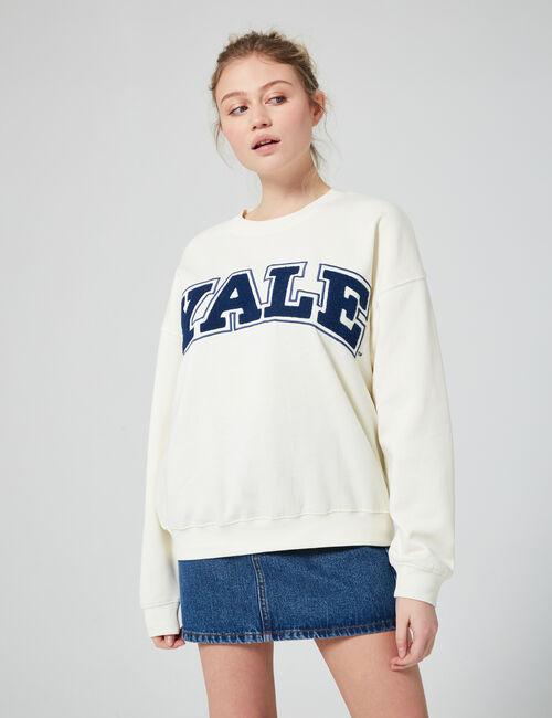 Yale oversize sweatshirt