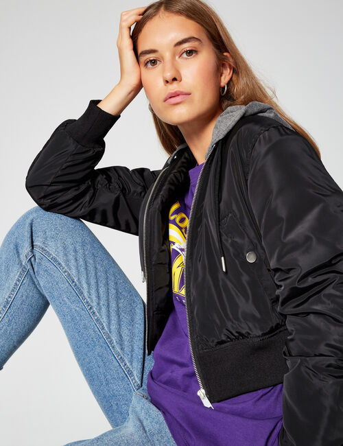 Blouson bomber Los Angeles Lakers