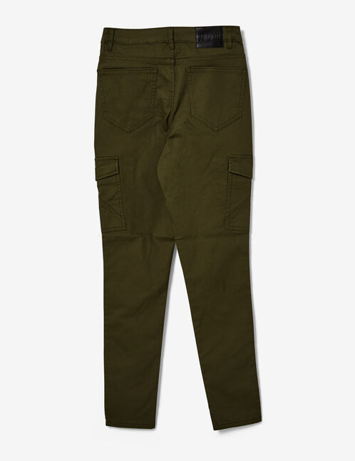 pantalon battle kaki