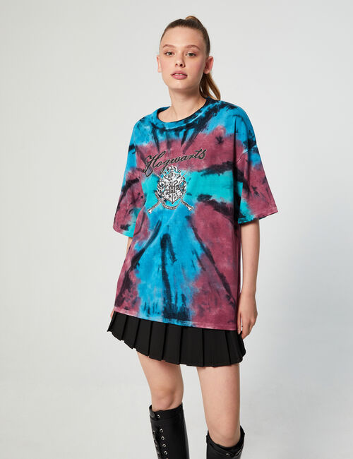 Tee-shirt tie and dye Harry Potter
